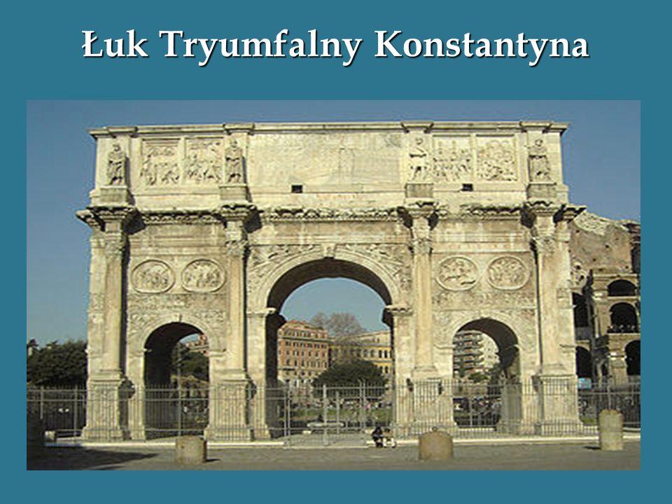 Łuk Tryumfalny Konstantyna