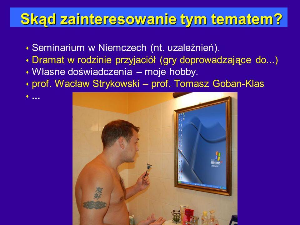 M.Rostkowska, P. Ożarski25 Co robić. Bardzo ważna rola WYCHOWANIA w domu i szkole.
