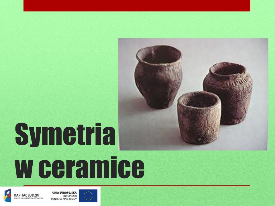 Symetria w ceramice