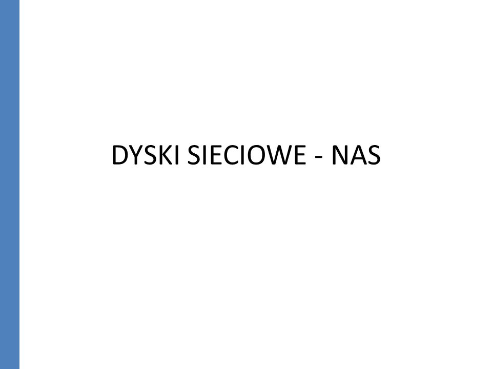 Klaster Synology SHA Zapewnia ciągłość działania systemu Mechanizm błyskawicznego wykrywania awarii Łatwy w obsłudze interfejs zarządzania Natychmiastowe przełączenie awaryjne