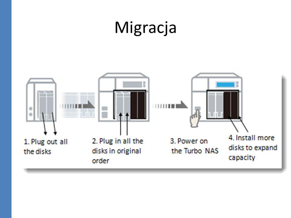 Serwer DLNA Przesyła strumieniowo zawartość cyfrową na urządzenia multimedialne, zgodne ze standardem DLNA/UPnP