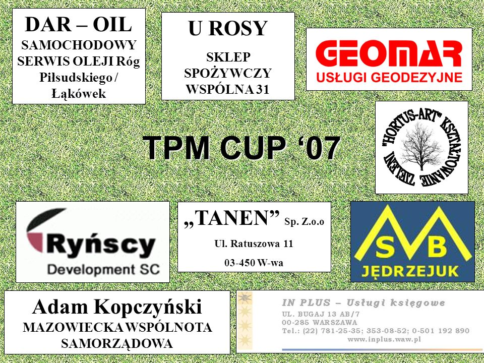 TPM CUP 07