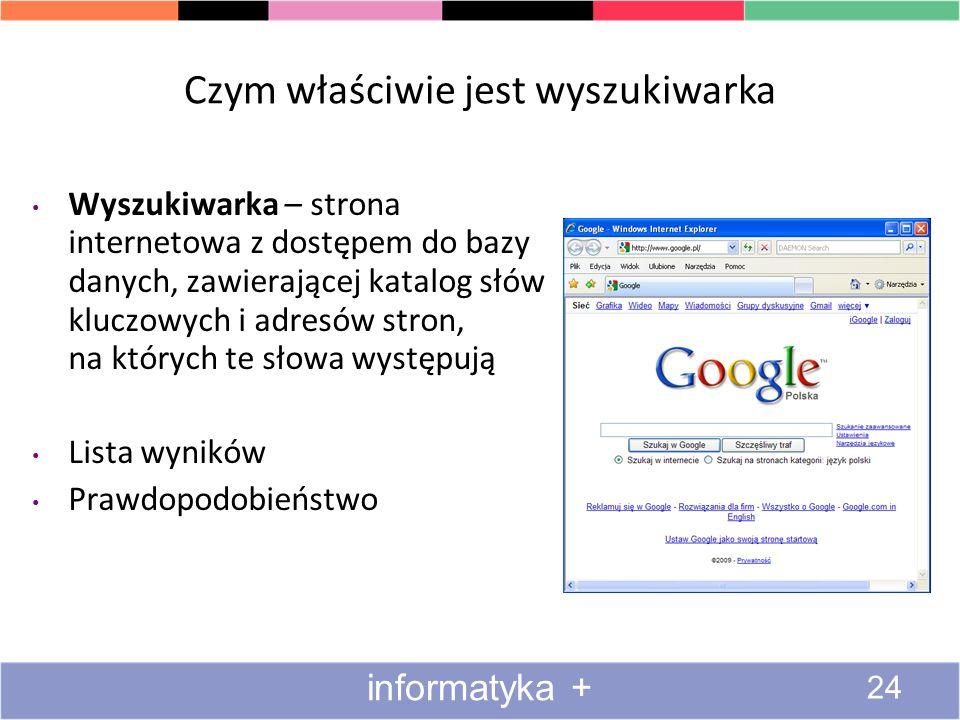 Wyszukiwanie informacji w Internecie 2#2 – użycie operatorów boolowskich – wyszukiwanie zaawansowane Co, jeśli nie znajdziemy odpowiedzi na nasze pyta