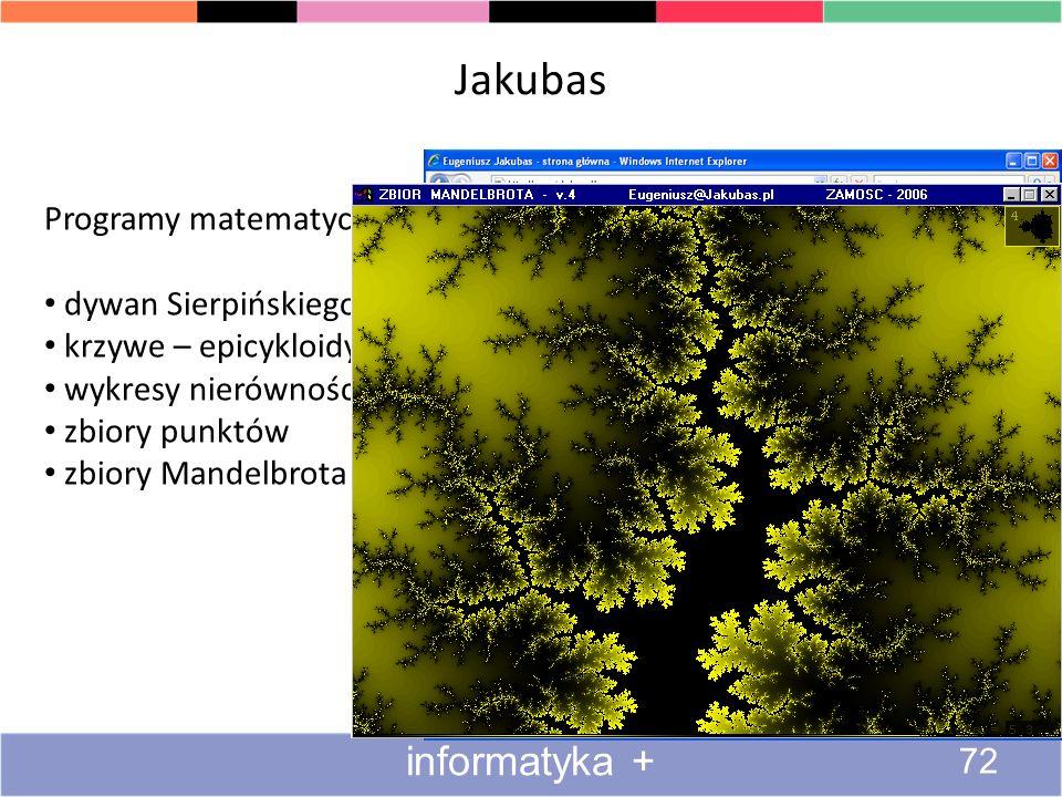 Scholaris informatyka + 71