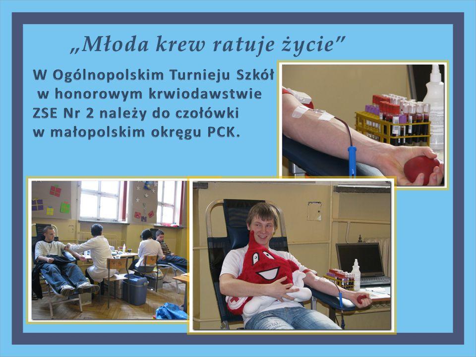 Młoda krew ratuje życieMłoda krew ratuje życie