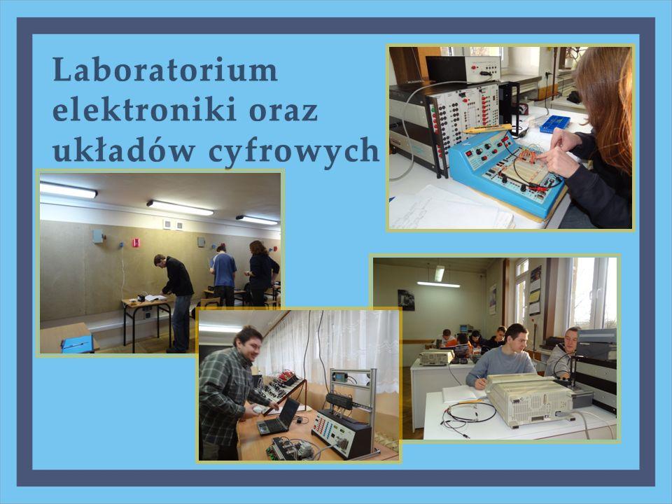 Laboratorium elektroniki oraz układów cyfrowych