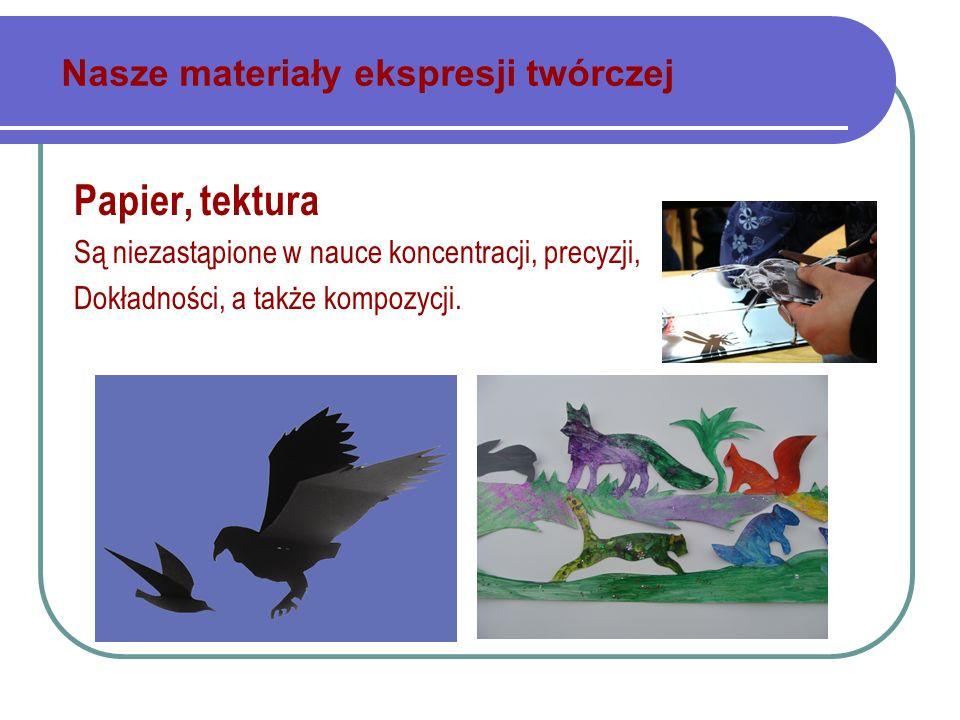 Nasze materiały ekspresji twórczej Papier, tektura Są niezastąpione w nauce koncentracji, precyzji, Dokładności, a także kompozycji.