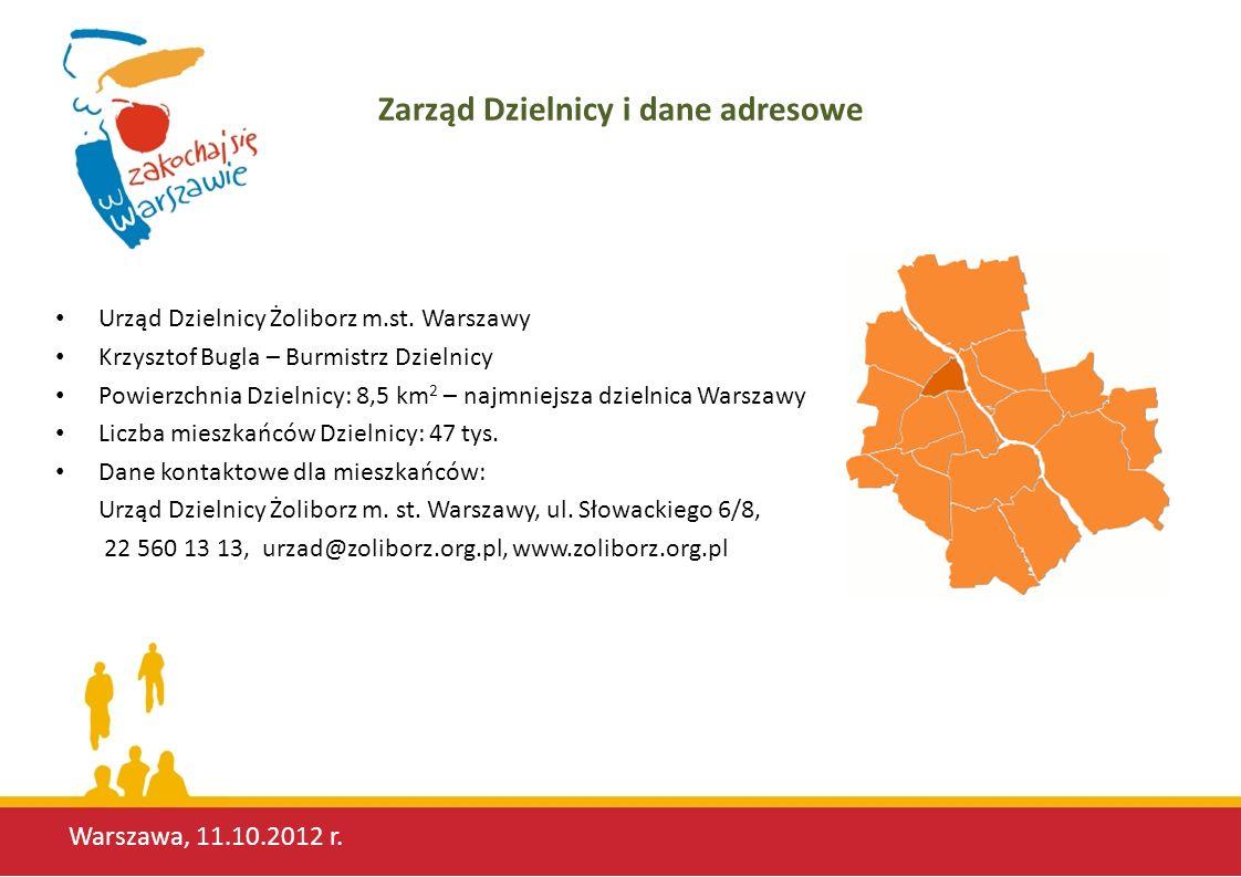Warszawa, 11.10.2012 r.Nazwę swoją zawdzięcza urodzie fragmentu skarpy wiślanej.