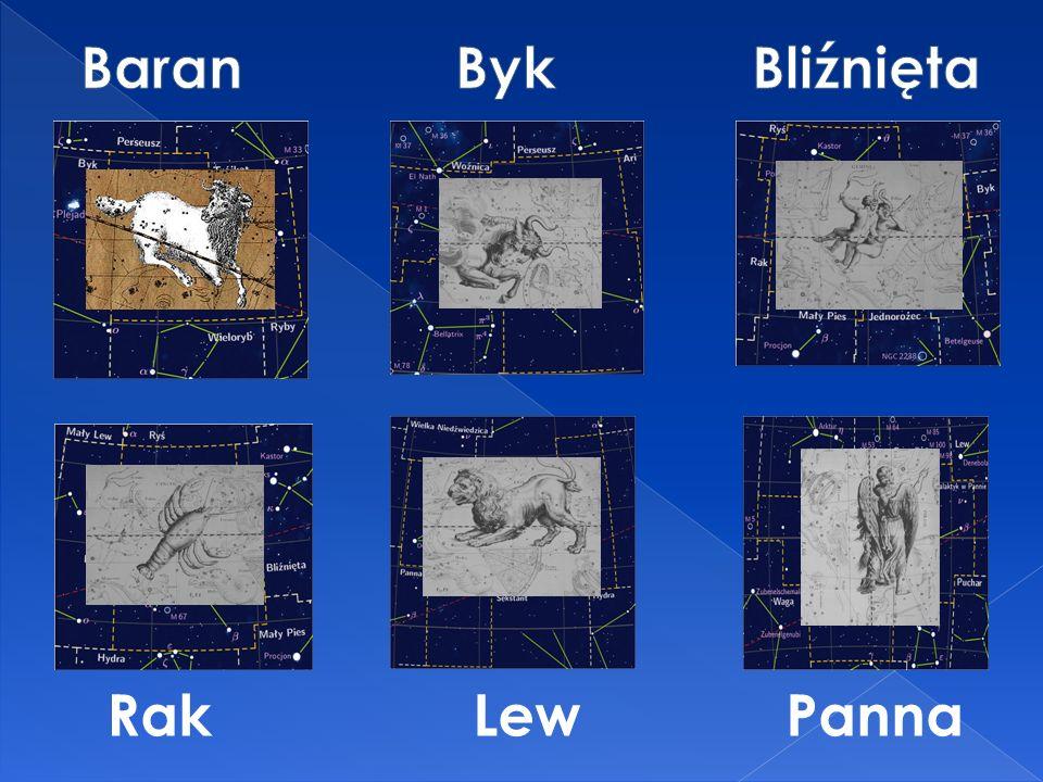 Czym są gwiazdozbiory?