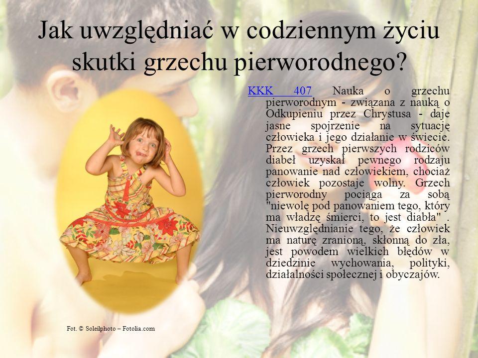 Lekarstwo na grzech KKK 1250KKK 1250 Dzieci, rodząc się z upadłą i skażoną grzechem pierworodnym naturą, również potrzebują nowego narodzenia w chrzcie (Por.