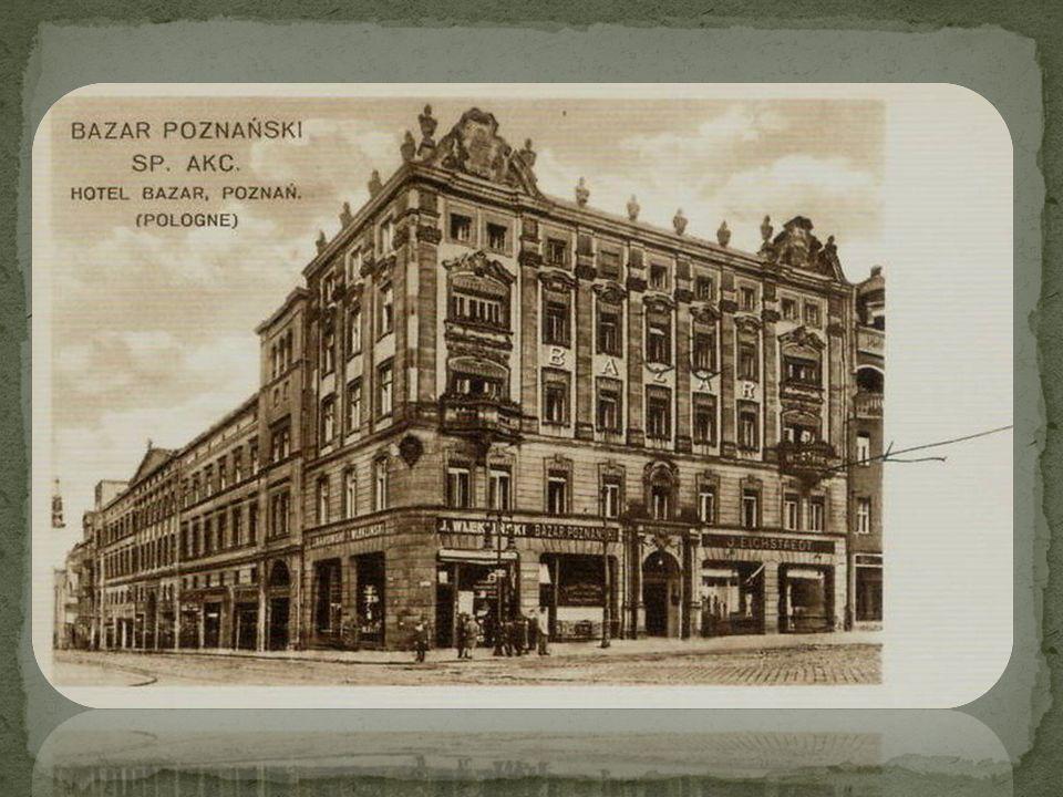 Po odbyciu praktyki w Berlinie, przy pomocy finansowej przyjaciół, założył w Bazarze 30 września 1946 roku sklep z wyrobami żelaznymi, z którego w następnych latach wyrosły, najpierw warsztaty naprawcze na ul.