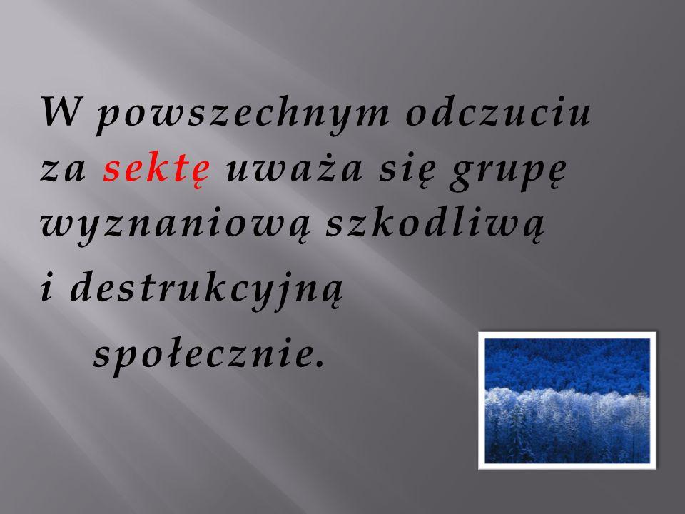 Rocznie polska policja notuje ok. 10 tys. przypadków zaginięć. W większości chodzi o ludzi młodych. Ostatnio także w niektórych rejonach naszego kraju