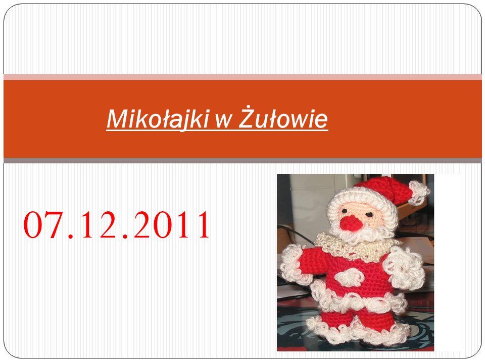 07.12.2011 Mikołajki w Żułowie