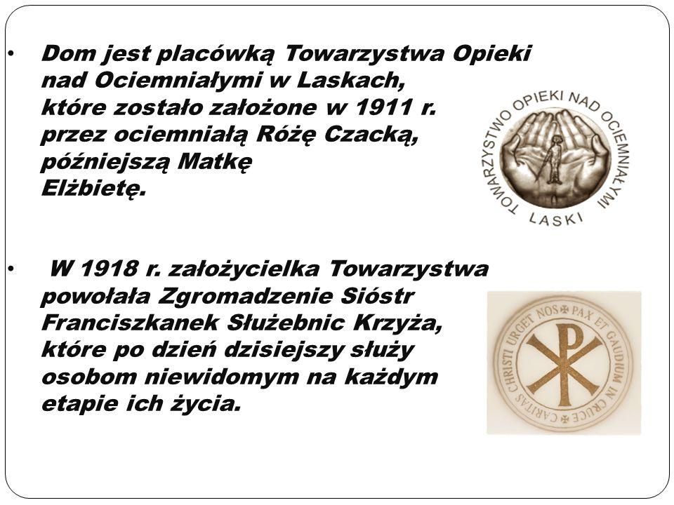 Ośrodek w Żułowie prowadzony jest od 1939 r.