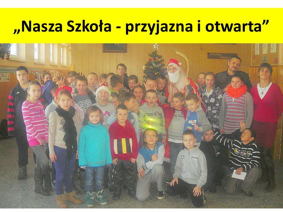Nasza Szkoła - przyjazna i otwarta