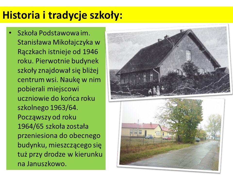 Historia i tradycje szkoły: Szkoła Podstawowa im.