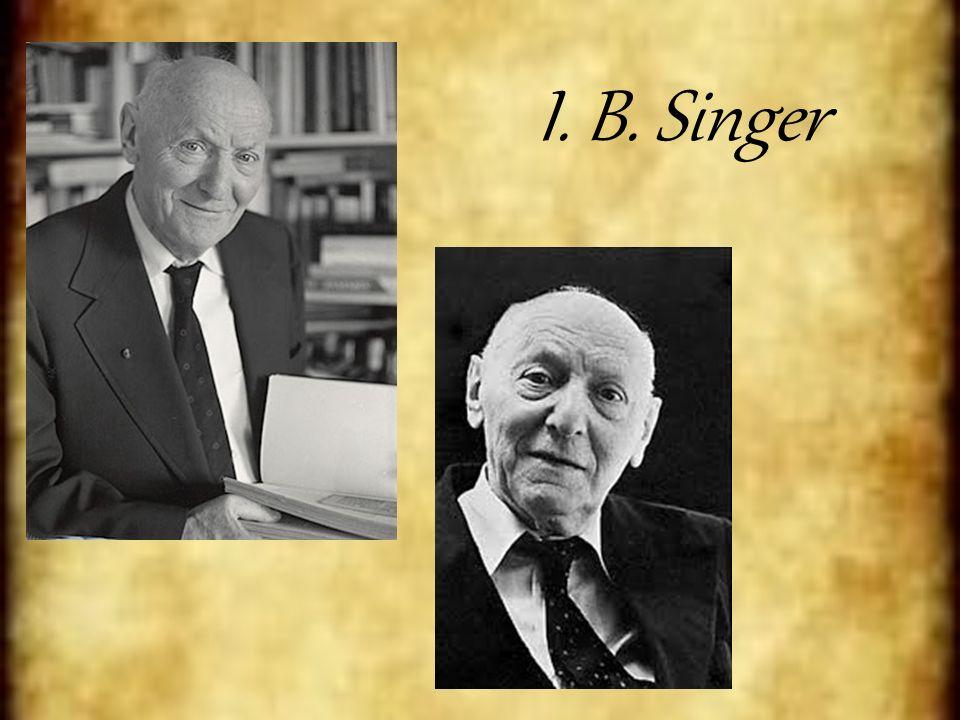 I. B. Singer