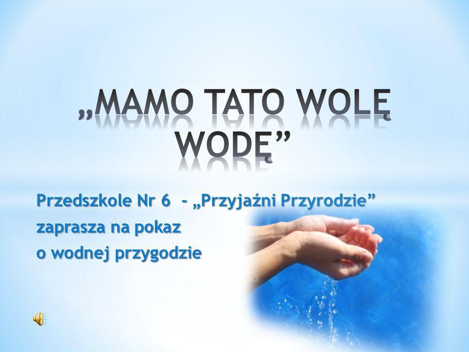 Podj ę te dzia ł ania zaowocowa ł y aktywn ą wspó ł prac ą pracowników przedszkola i rodziców.
