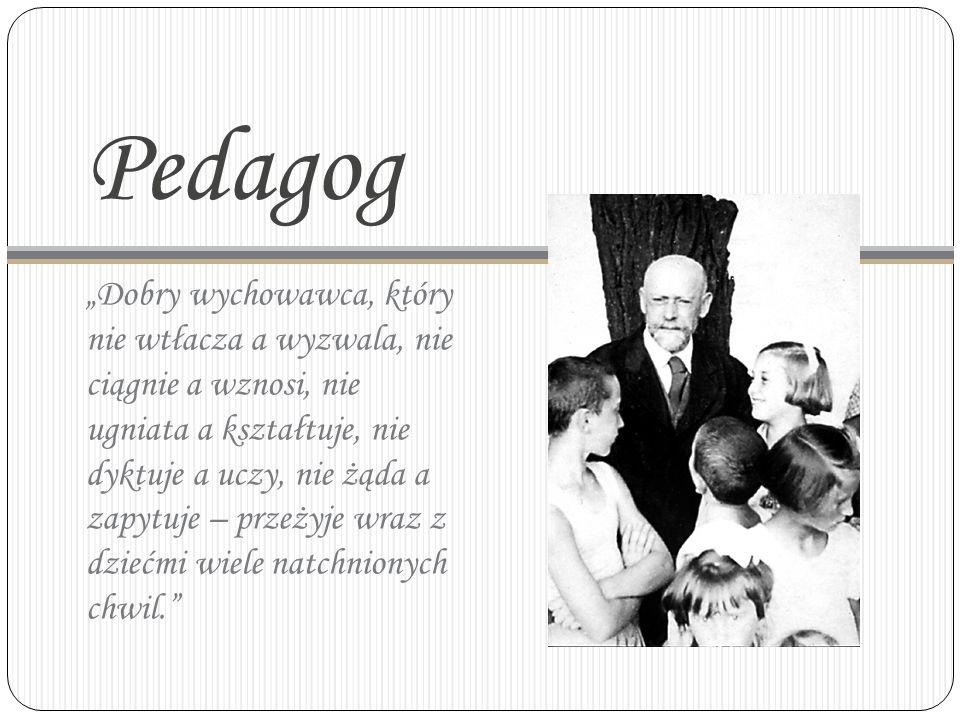 W ciągu roku 1907 podnosił swe kwalifikacje w Berlinie. Słuchał wykładów i odbywał praktykę w klinikach dziecięcych, oraz analizował sposoby pracy w s