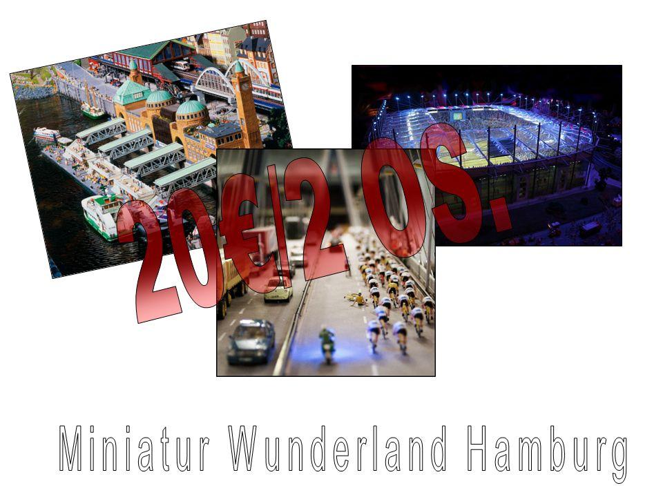 -wyjazd o godzinie 5 rano spod MZS 4 w Będzinie -przejazd do Hamburga -zapoznanie się z hotelem :) -zwiedzanie Miniatur Wunderland Hamburg -obiad, god