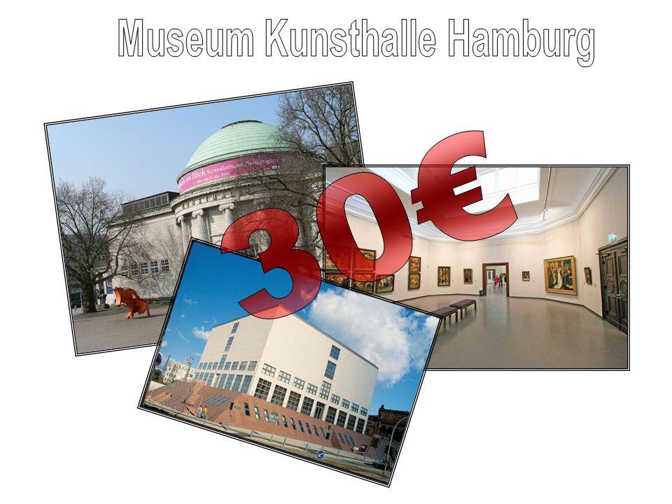 -pobudka!!! -śniadanie, godz. 8 00 -zwiedzanie Museum Kunsthalle Hamburg -centrum handlowe -obiad, godz. 14 00 -zwiedzanie Planten un Blomen -czas wol