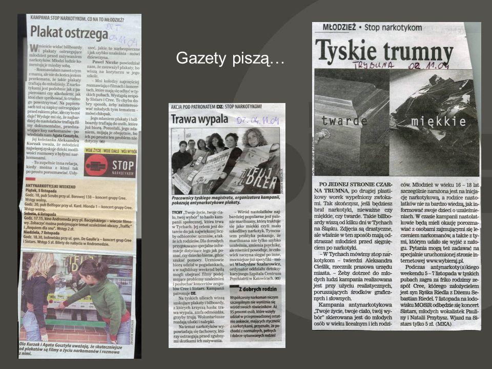 Gazety piszą…