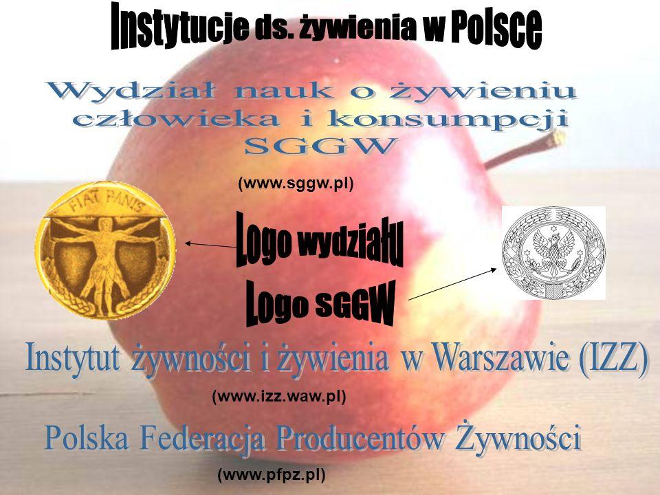 (www.izz.waw.pl) (www.pfpz.pl) (www.sggw.pl)