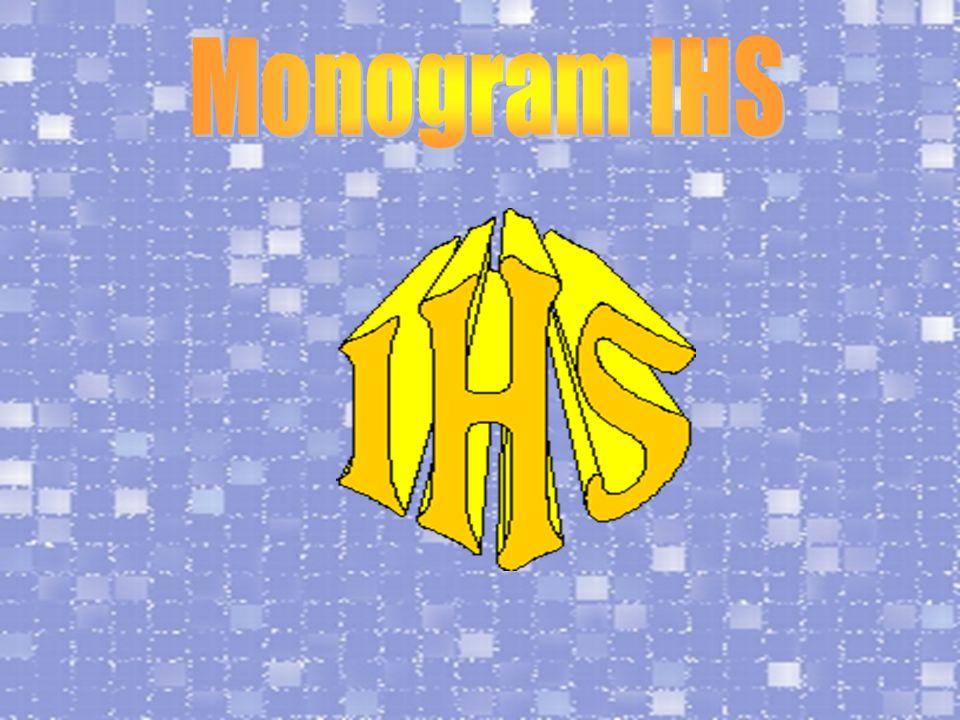 Jest to monogram Jezusa Chrystusa powstały przez nieco zmieniony zapis X i dodanie pętelki.