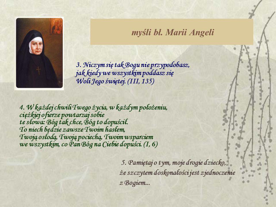 Zgromadzenie Sióstr św.Feliksa z Kantalicjo PROWINCJA MATKI BOŻEJ KRÓLOWEJ POLSKI ul.