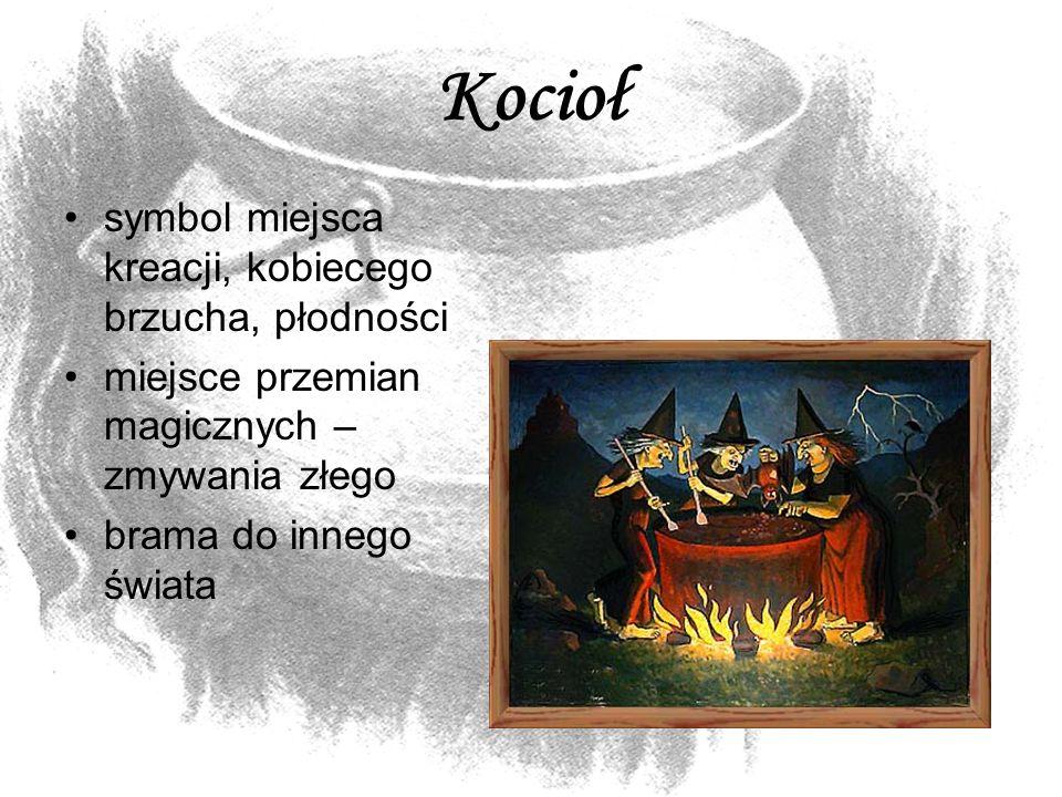 Nieco etymologii, zanim przejdziemy dalej czarownica = czyniąca czary, od słowa czar wiedźma = ta, która wie, ta, która posiada wiedzę, od słowa wiedza [psł.