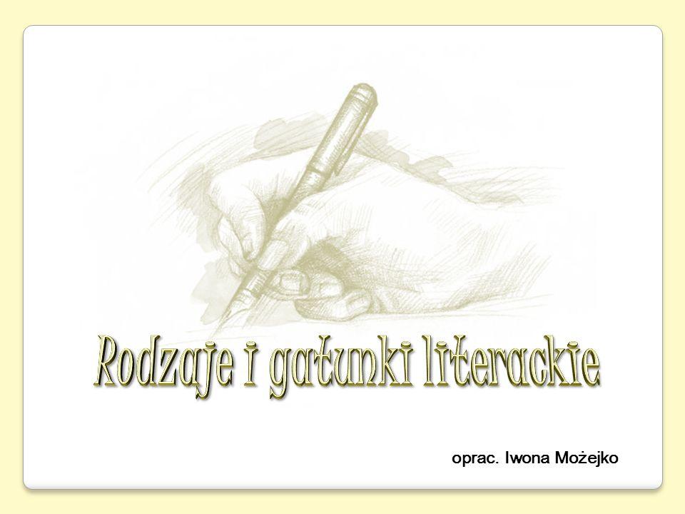 oprac. Iwona Możejko