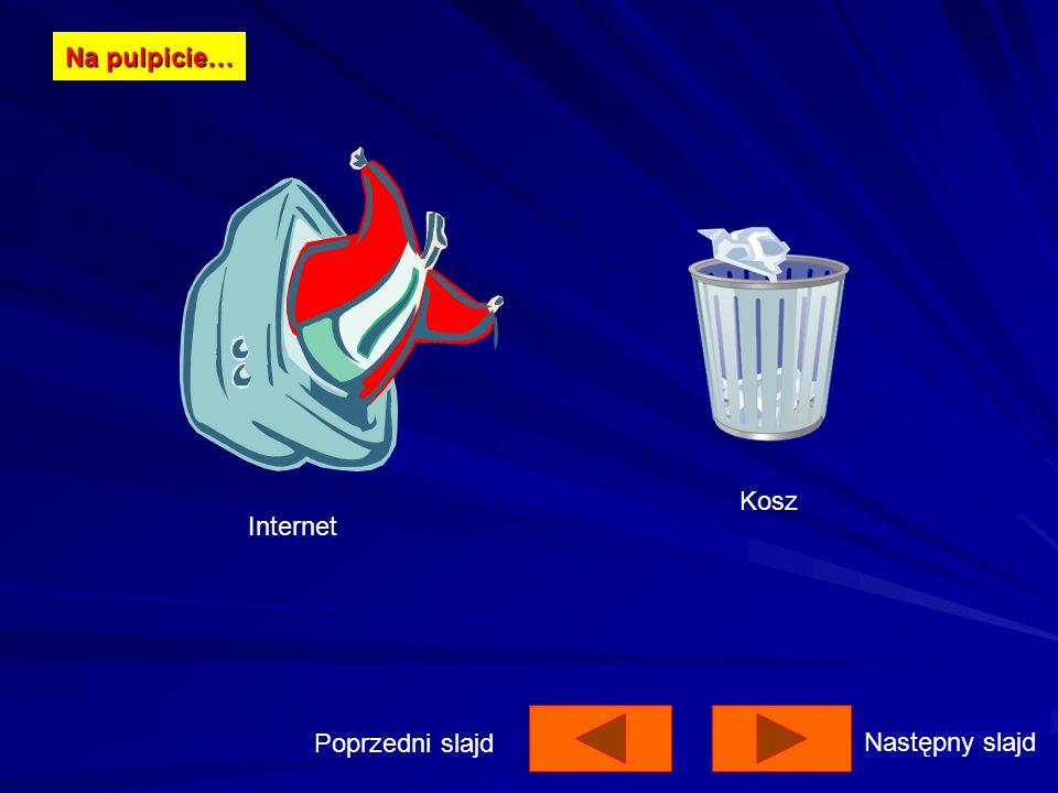 Na następny dzień O nie. Mój komputer ma jakiegoś wirusa.