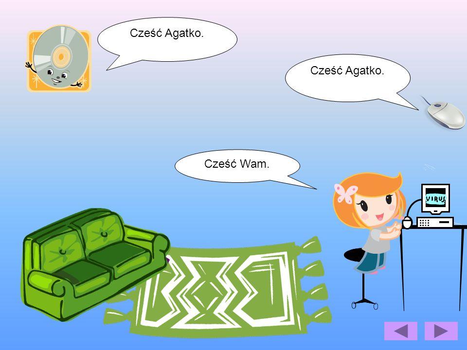 Obsada Płyta CD Agata Myszka
