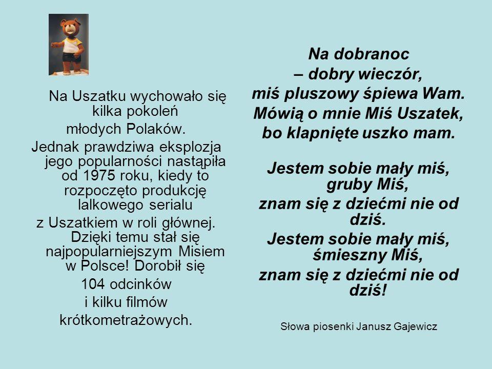 Na Uszatku wychowało się kilka pokoleń młodych Polaków.