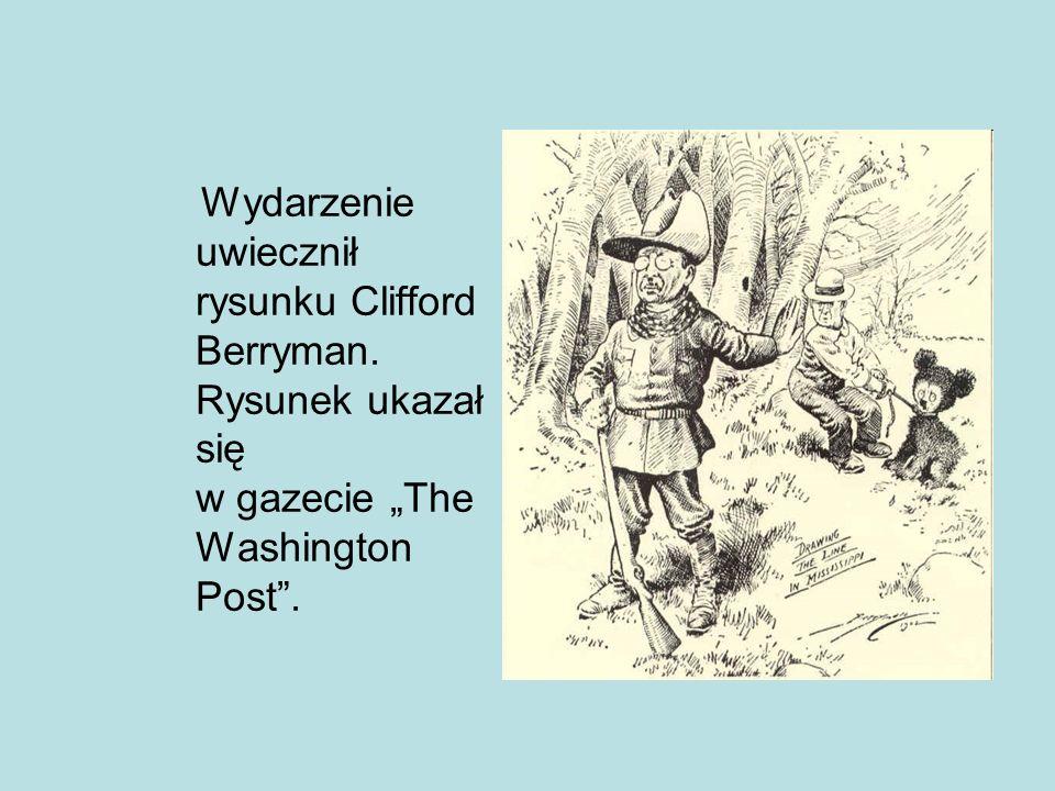 Wydarzenie uwiecznił rysunku Clifford Berryman. Rysunek ukazał się w gazecie The Washington Post.