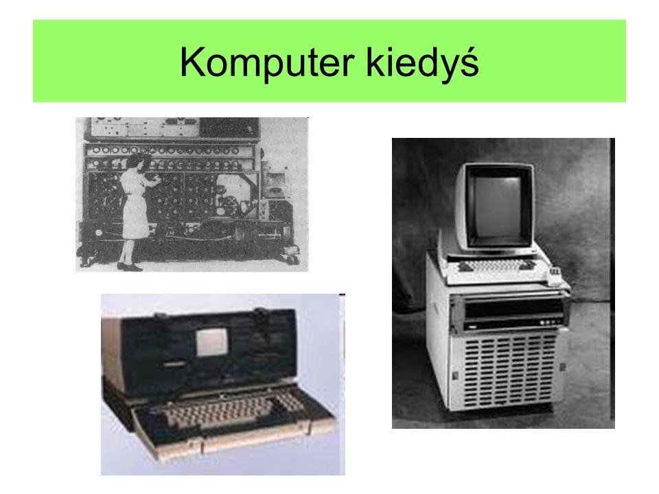 Komputer dziś