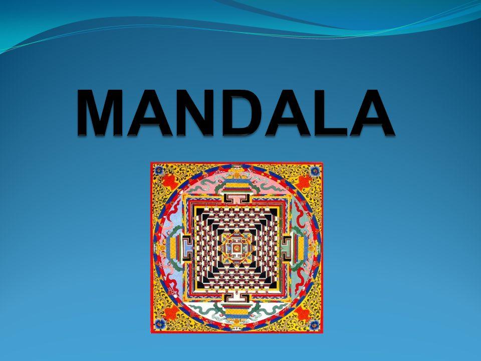 Mandala to: słowo wywodzące się z sanskrytu i oznacza: koło życia, cały świat, centrum, święty krąg.