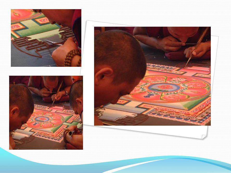 MANDALA W EDUKACJI Mandala znalazła zastosowanie również w edukacji.