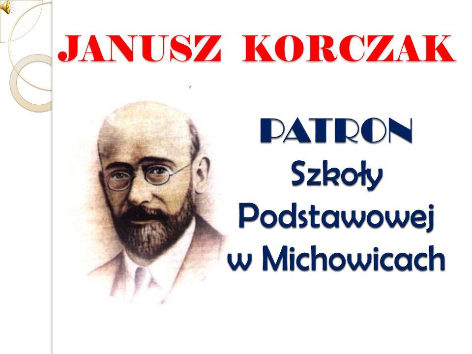 Janusz Korczak właściwe nazwisko Henryk Goldszmit pseudonim Stary Doktor