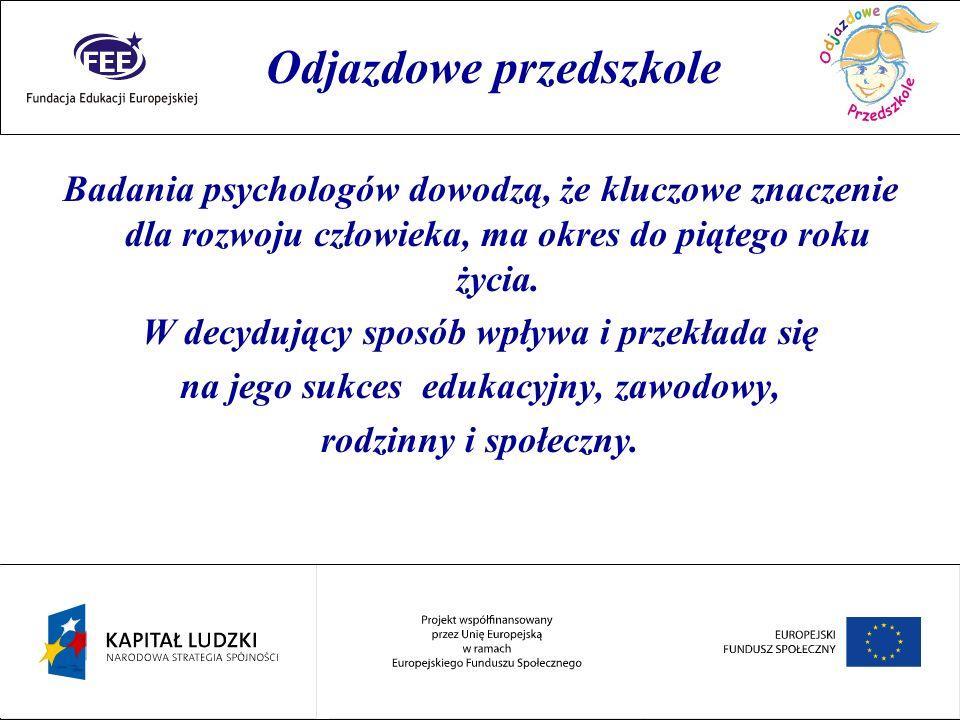 Rok przedszkolaka Według danych z Systemu Informacji Oświatowej (stan na 30.03.2008), na ogólną liczbę 2478 polskich gmin, aż w 539 nie ma ani jednego przedszkola.
