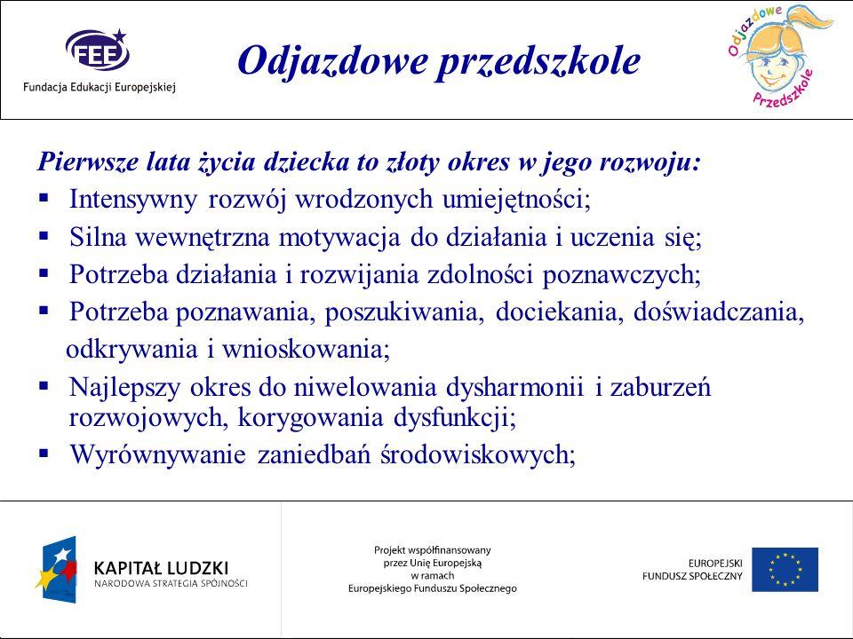 Rok przedszkolaka Europejska Karta Praw i Obowiązków Rodziców dokument przyjęty przez Europejskie Stowarzyszenie Rodziców w grudniu 1992r.