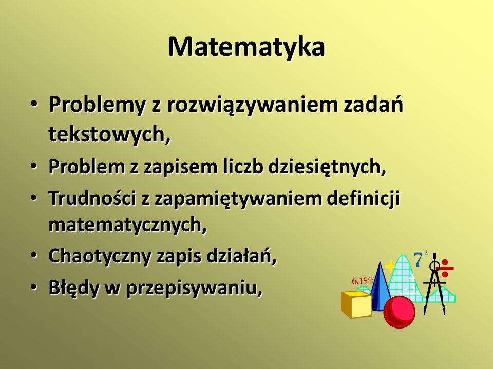 Matematyka Błędne zapisywanie i odczytywanie liczb wielocyfrowych, Błędne zapisywanie i odczytywanie liczb wielocyfrowych, Przestawianie cyfr, Przesta