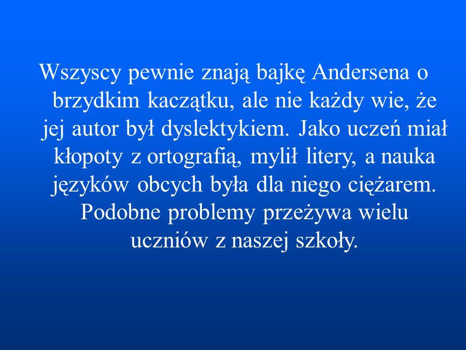 LITERATURA M.Bogdanowicz: O dysleksji, Lublin,1994 M.