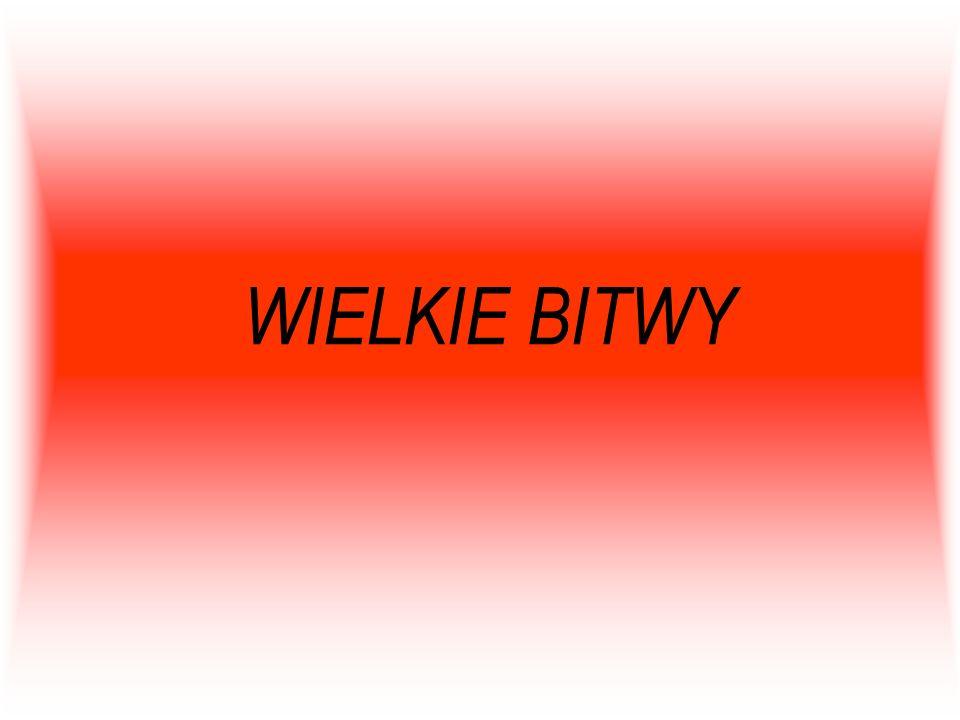 WIELKIE BITWY