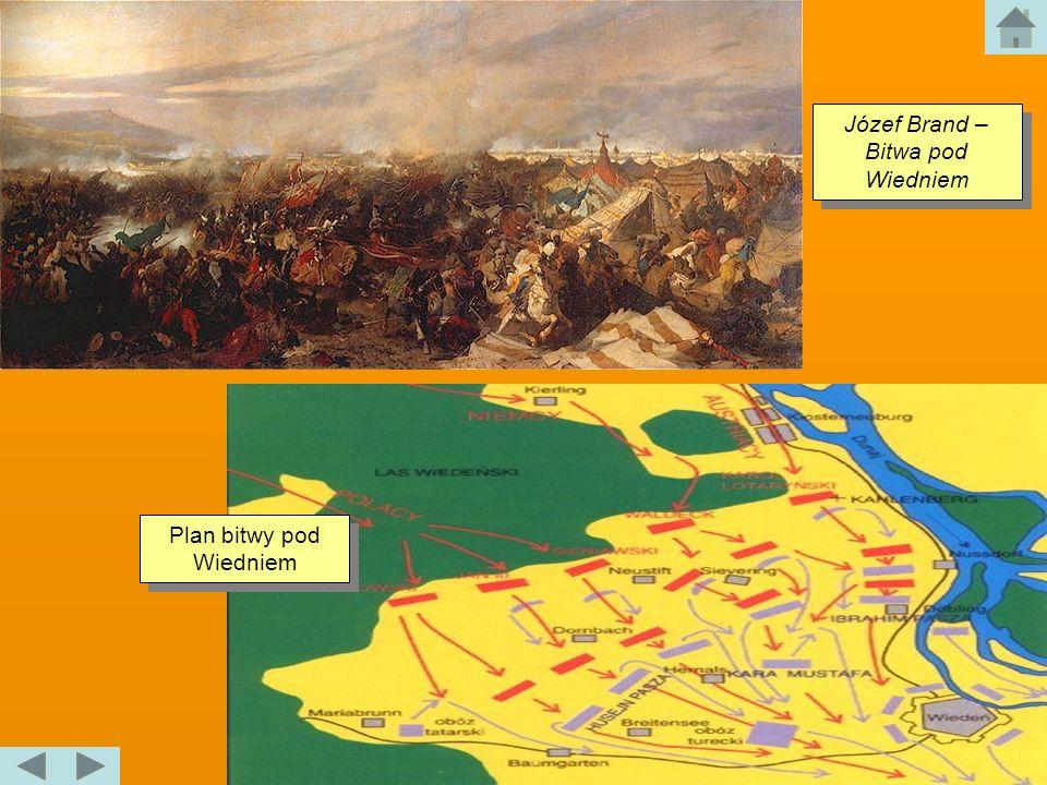 Bitwa pod Wiedniem Bitwa pod Wiedniem została stoczona 12 września 1683 roku między wojskami polsko-austriacko-niemieckimi, które walczyły z armią tur