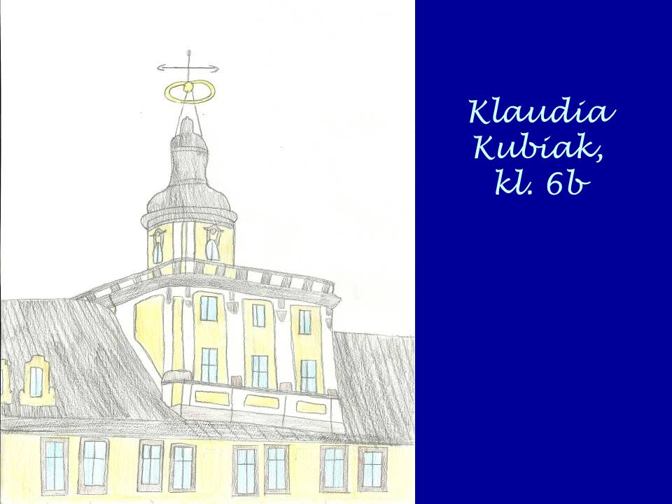 Klaudia Kubiak, kl. 6b