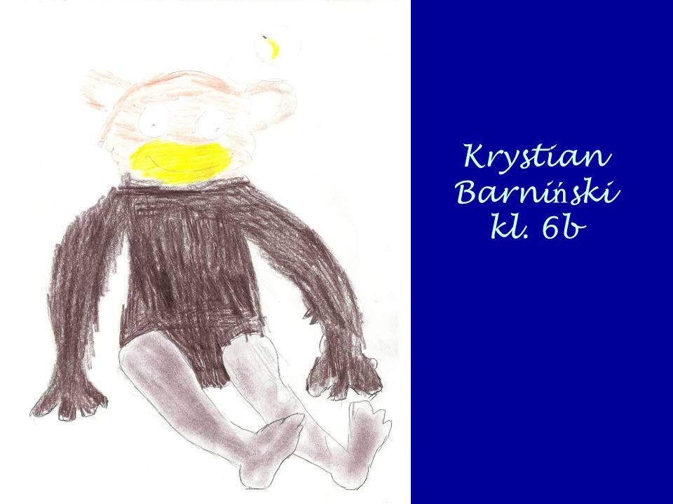 Krystian Barni ń ski kl. 6b