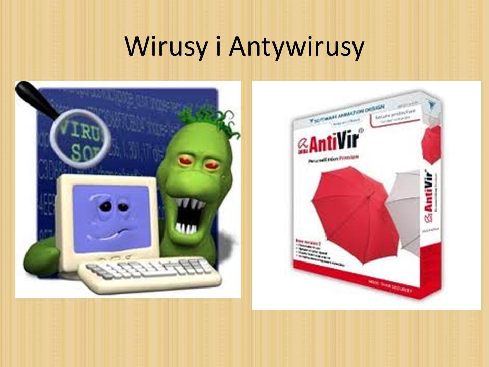 Wirusy i Antywirusy