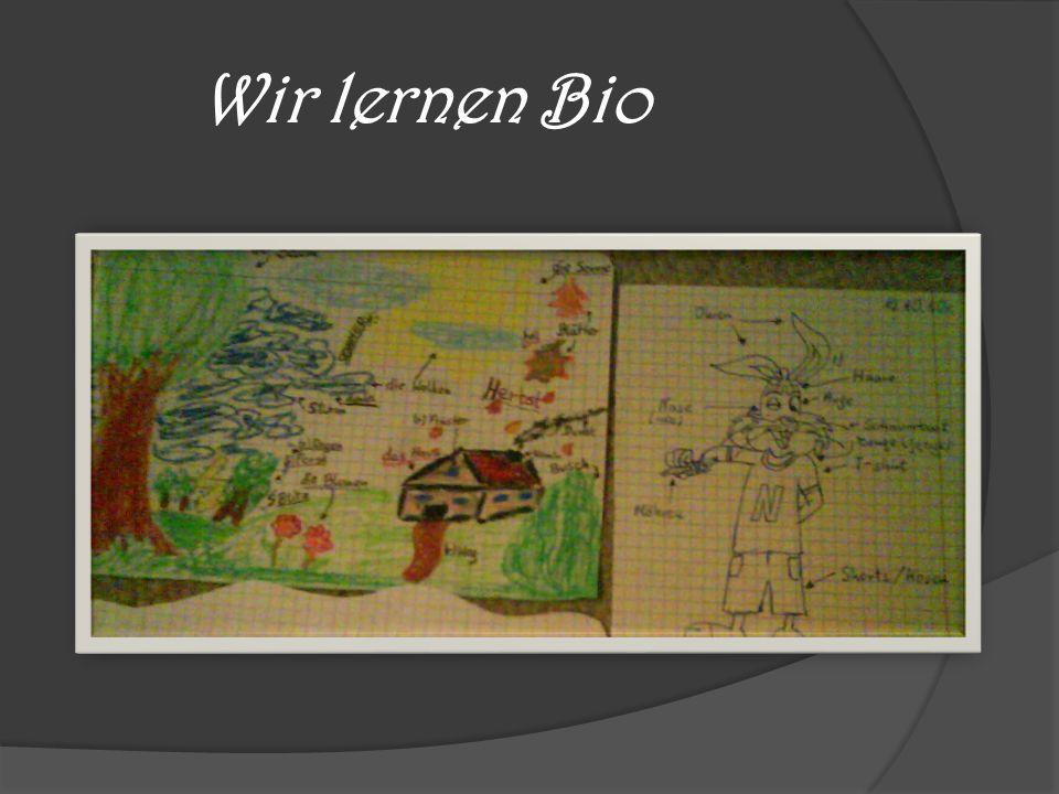 Wir lernen Bio