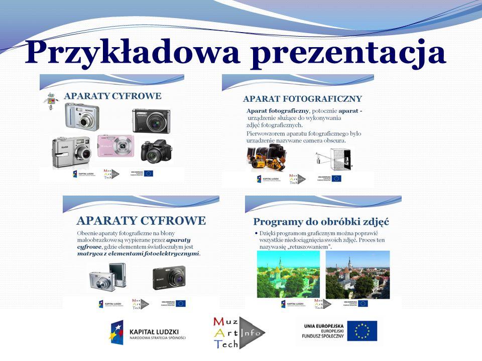 Przykładowa prezentacja